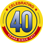 Celebrating 40 years since 1977