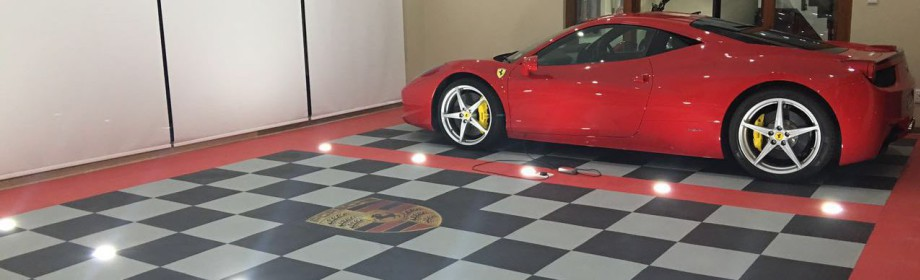 IPersonalized Garage Floors