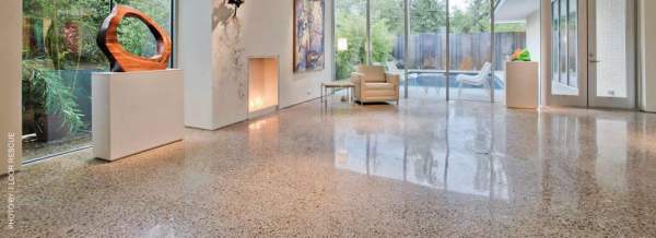 Super polished concrete for How to shine cement floor