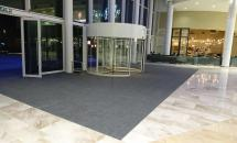 Entrance matting systems