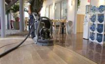 Plastige Floor Preparation