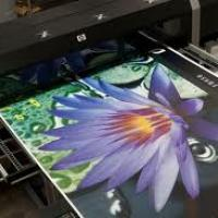 Printing division specializing in printing on any flat, rigid media