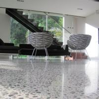 Concrete Division, specialising in polished concrete and dust free concrete grinding prep work