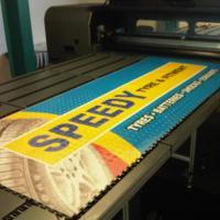Printed/Branded floor tiles