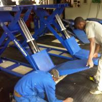 Our staff are experienced in precision work around expensive hydraulic equipment