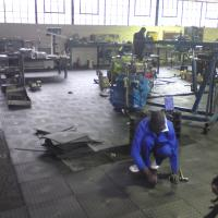Installations done with ease in a workshop/engineering environment