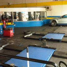 Tyre fitment / retail workshop outlets